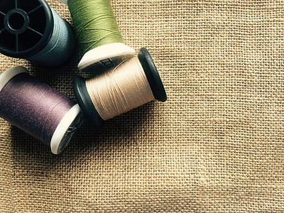 cloth, fabric, thread, studio shot, indoors, close-up, no people