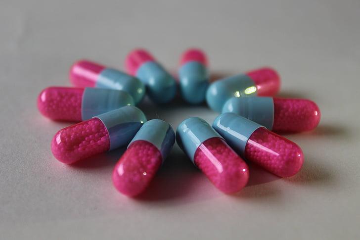 medicine, tablete, na zdravje, drog, kapsula, zdravstveno varstvo in medicino, tabletke