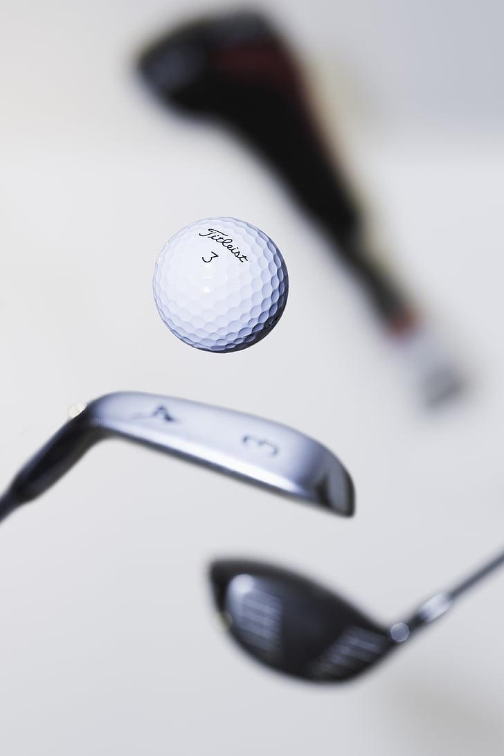 golf, golf ball, golf club, leisure, putter, sport