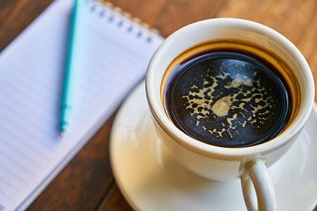cafè, cafeïna, begudes, fotos d'aliments, Nutrició, taula, cuina