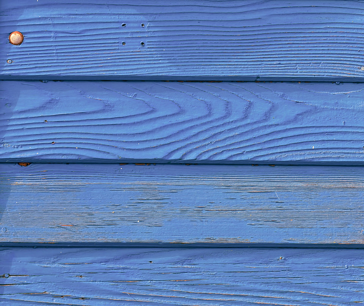 wood, texture, background, abstract, wallpaper, blue, wood - Material