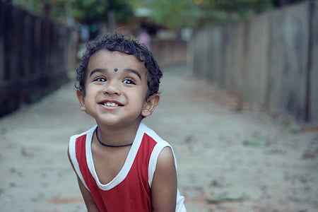 boy, kid, smiling, child, happy, cute, laughing