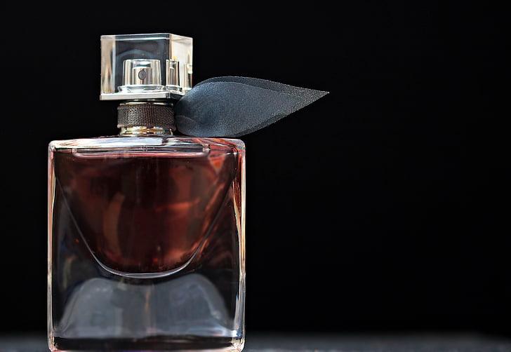 parfém, flakon, skleněná láhev, láhev, Zátiší, parfémy láhev, vůně