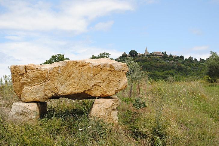 pedra, rocha, pedras, ponte