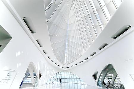 valge, seina, värvi, arhitektuur, hoone, infrastruktuuri, interjöör