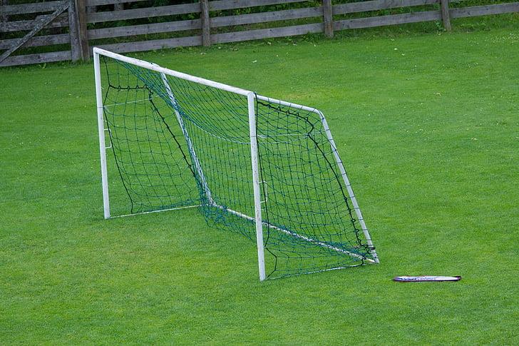 football goal, football, network, sport, goal, goal net, ball sports