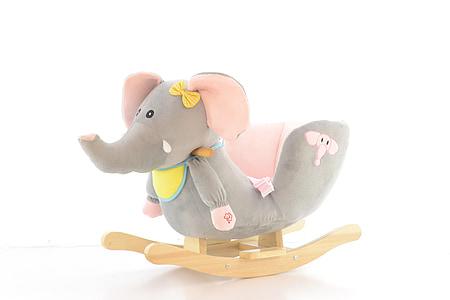 toy, rocking horse, fun, child, children, toys, children's day
