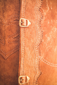 leather, buckle, clothes, cowboy, cover, vest, drawing