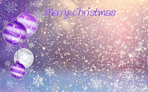 Natal, kartu Natal, tekstur, Selamat Natal, dekorasi pohon, bola, christbaumkugeln