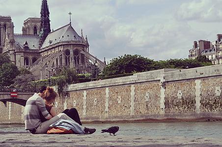love, couple, paris, romance, people, happy, romantic