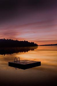 dawn, sunrise, nature, sky, sunrise landscape, landscape, sunset