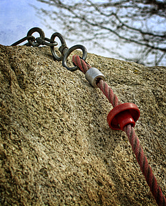 mountaineering, rope, climb, secure, security, backup, bergsport
