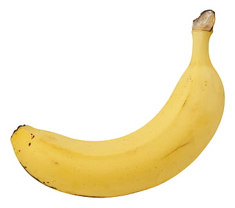 fruites, Sa, vitamines, menjar, dieta, plàtan, sola