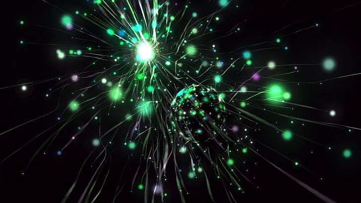 explosion, sparks, magic, flare, particle, glittering, burst