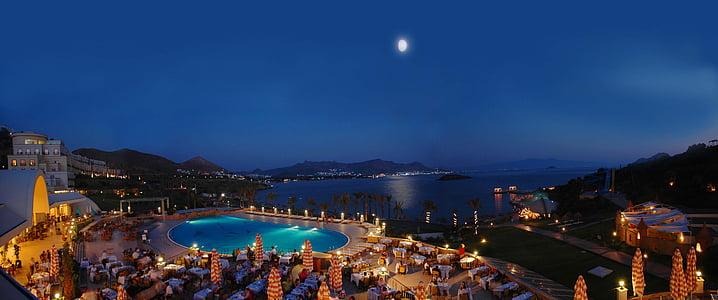 Bodrum, Luksuzni, Hotel, bazen, marinac, oceana, odmor