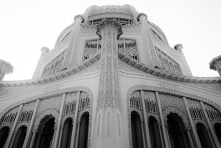 templet, moskén, arkitektur, religion, islam, landmärke, Minaret