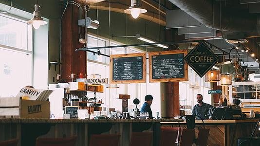 cafe, restaurant, menu, coffee, cafe interior, business, bar