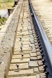 jernbanen, tog, jernbanen, transport, transport, spor, jernbane