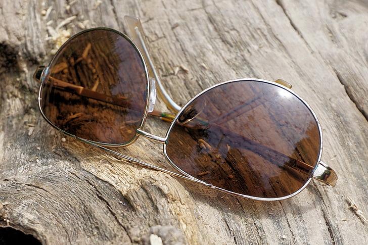 lunettes, lunettes de soleil, protection des yeux, protection contre le soleil, Dim, rayonnement UV, été