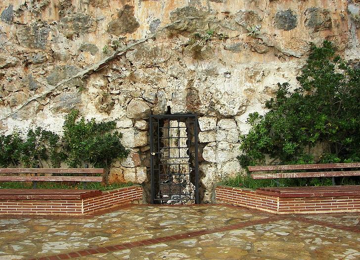 stone, tower, stone tower, alanya, turkey, gate, architecture