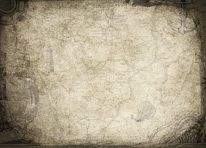 background, treasure map, map, discover, adventure, old, old fashioned