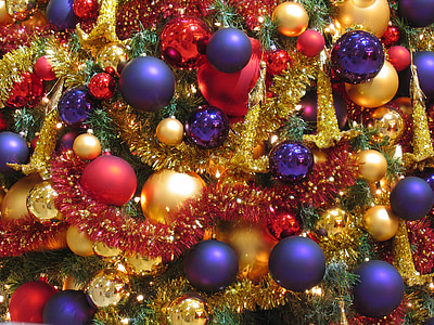 Nadal, decoracions de Nadal, boles de Nadal, l'esperit de Nadal, decoració de Nadal