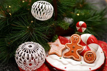 decoració de Nadal, decoracions de Nadal, ornaments de Nadal, decoració, llaminadura, vacances, Nadal