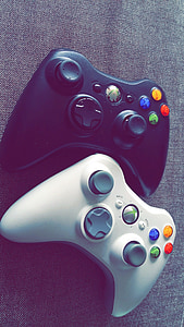 game, playing, the player, xbox, xbox 360, pad, the controller