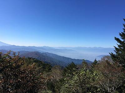 Mt fuji, muntanya, Yamanashi