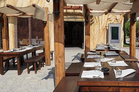 taastamine, lõõgastus, kohaliku, Restoran, Spa, ülejäänud, taastada