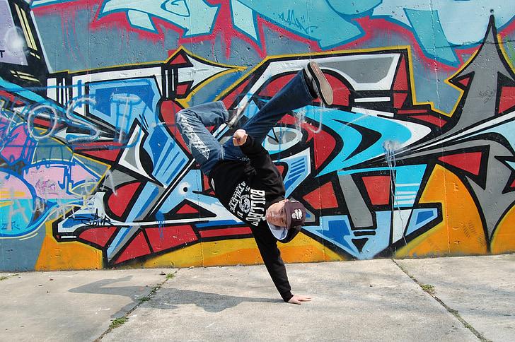 tants, keha, breakdance, Break dance, z