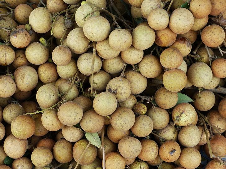 mercat, aliments, venda, compres, Nutrició, Vietnam, Phu quoc