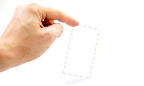 visiitkaart, äri, käsi, turundus, inimese käsi, ettevõttest, valge