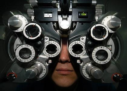 kính mắt, kỳ thi, Optometry, tầm nhìn, thị giác, y tế, sức khỏe