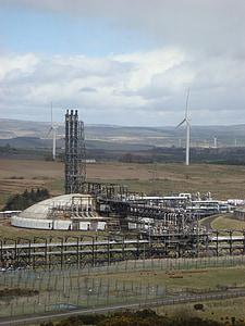 naftakeemia taim, rafineerimistehase, keemiatehas, tööstus, kütuse ja elektri tootmisel, keskkond, energia