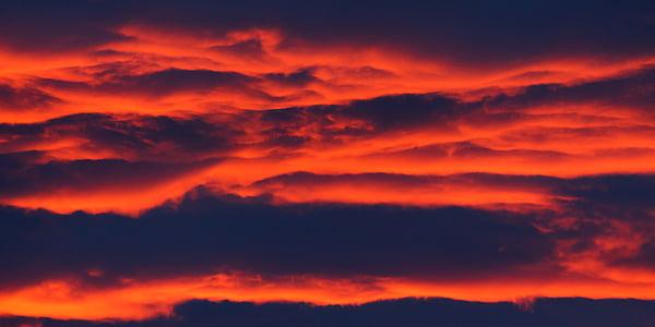 Tiivistelmä, tausta, pilvi, pilvet, Cloudscape, väri, tumma