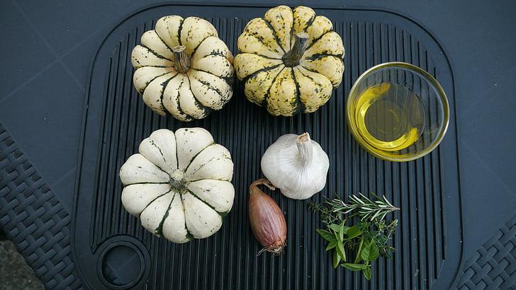 vegetable, pumpkin, kitchen