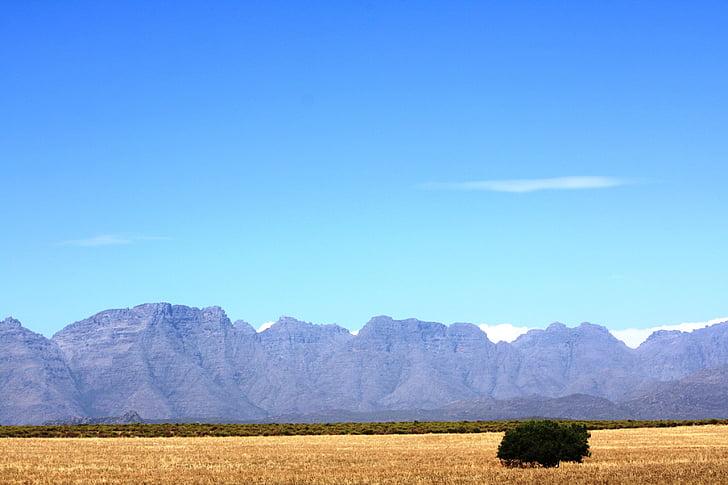 Luonto, Etelä-Afrikka, vuoret, Afrikka, matkustaa, kallioperään