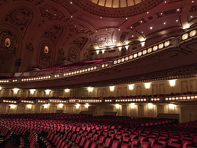 concert, concert hall, auditorium, architecture, performance, building, theater
