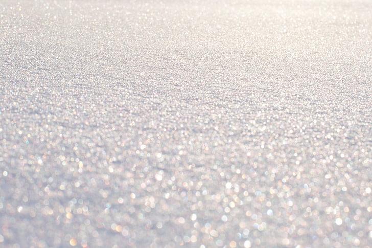 kepingan salju, salju, Bokeh, bokeh salju, musim dingin, alam, dingin