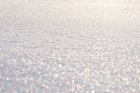 เกล็ดหิมะ, หิมะ, โบเก้, โบเก้หิมะ, ฤดูหนาว, ธรรมชาติ, เย็น