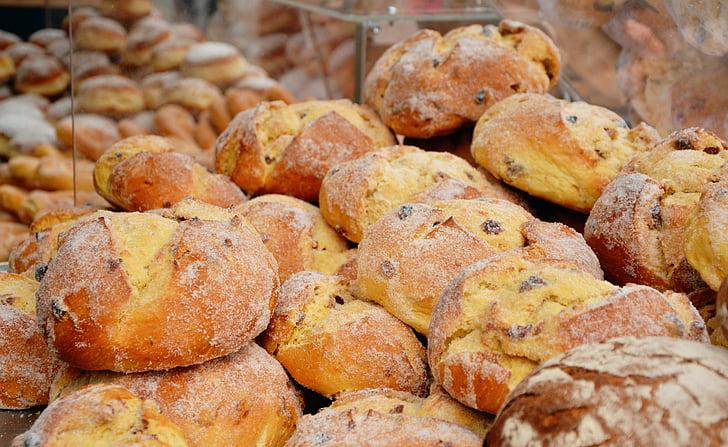 Rosina leib, leib, Pagari, Küpseta, tusane, suhkru leib, suhkru