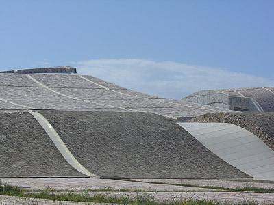 Santiago, kultura, Muzeum, kultura da Cidade, moderní architektura, stavebnictví