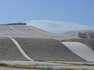 Santiago, kulture, muzej, da Cidade kulture, Moderna arhitektura, gradbeništvo