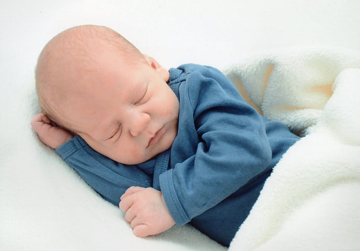 baby, grandson, child, infant, sleep, newborn, sleeping