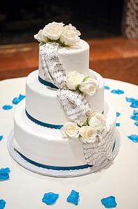 bánh, Yêu, đám cưới, món tráng miệng, thực phẩm, Lễ kỷ niệm, Trang trí