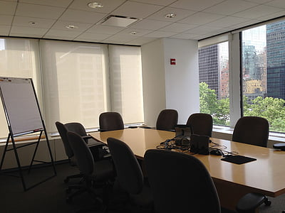 conference room, meeting room, conference, office, room, business, table