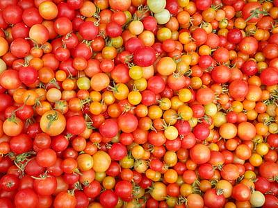 tomàquets, aliments, fruita, vegetals, àpat, tomàquet, Sa