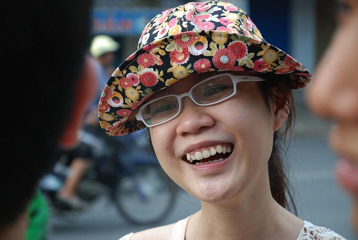vietnamese, saigonese, smile, smiling, happy, smiley, smiles