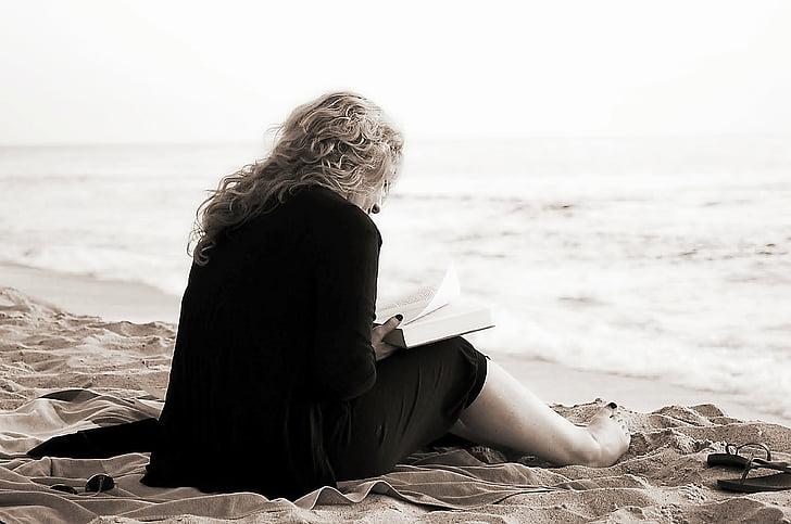 Loe, raamat, lugemine, kirjandus, Raamatud, Kultuur, istudes